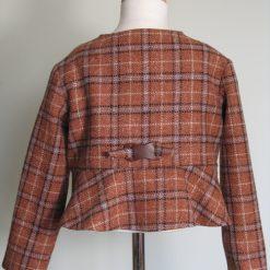 Bracken Jacket by SerendipityGDDs for girls aged 8 or 9 1