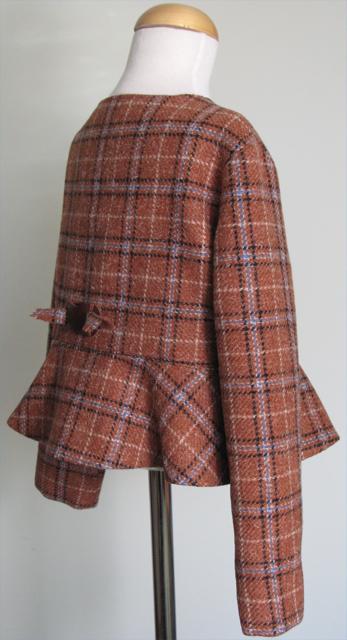 Bracken Jacket by SerendipityGDDs for girls aged 8 or 9