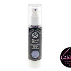 Cosmic Shimmer - Airless Mister - Blackberry Bliss - 50ml