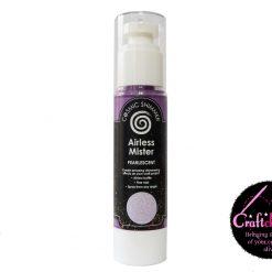 Cosmic Shimmer - Pearlescent Airless Mister - Lavender Rain - 50ml