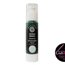 Cosmic Shimmer - Pearlescent Airless Mister - Golden Sage - 50ml