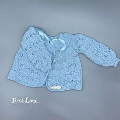 *** NOW SOLD *** Adorable Baby Matinee Jacket