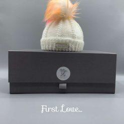 Baby's Pom Pom Hat