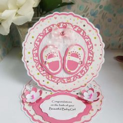 New Baby Card 125