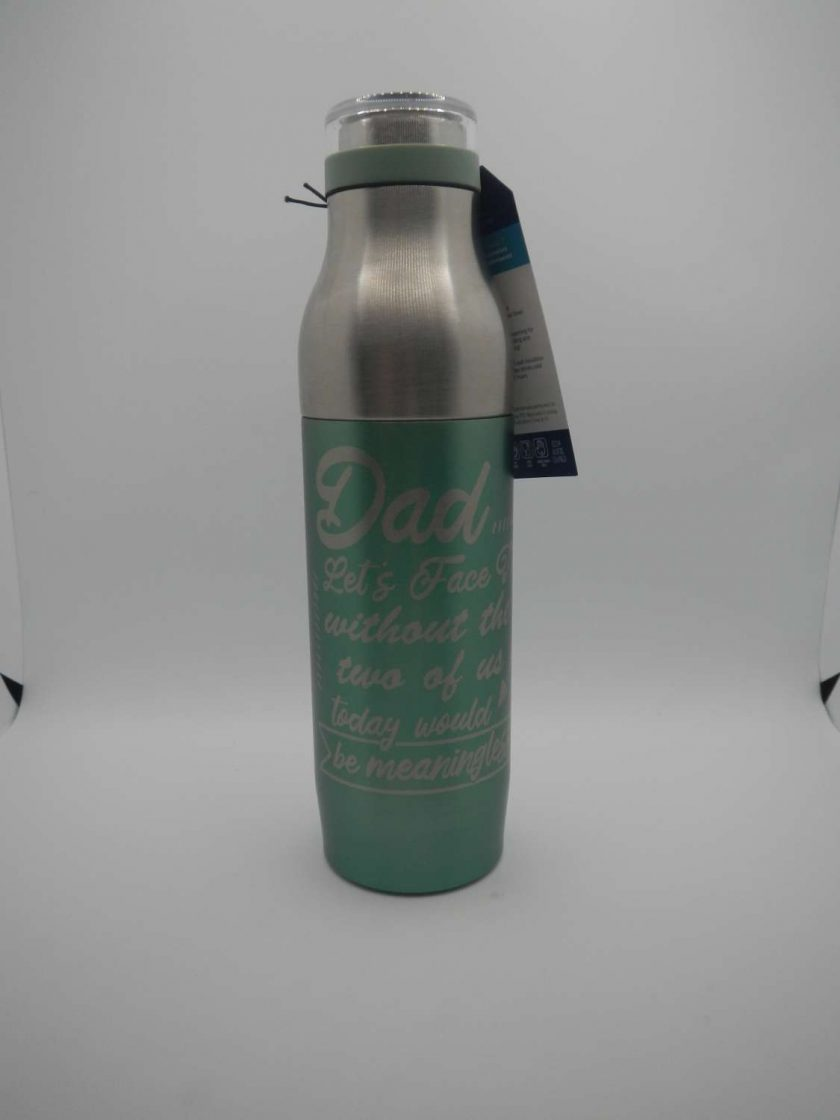 Father's Day Drinks Bottle
