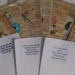 Inspirational Cards £6.50 per pack (Pack A)