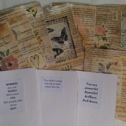 Inspirational Cards £6.50 per pack (Pack B)