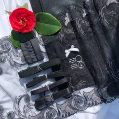 Black & Silver Bra Kit