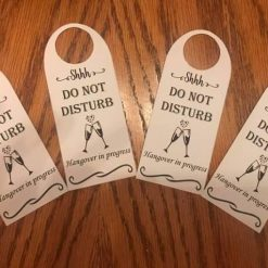 Wedding Hanging Sign