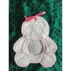 Gingerbread Girl Treat Bag