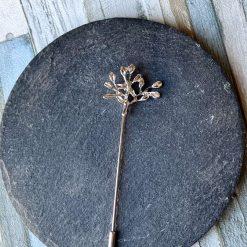 Tree of Life Brooch - Hat Pin