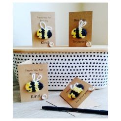 Bee kindness cards (set of four)