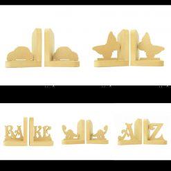 Custom Made Book Ends - Various Designs.