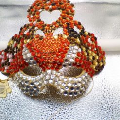 Adult jewelled mask for mardigras, Fancy dress, parties