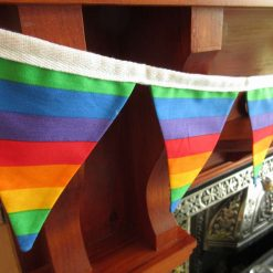 Rainbow Pride Face Mask
