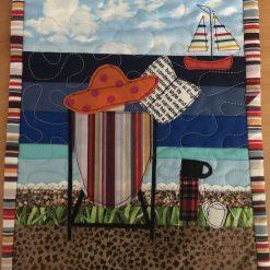 Beach / Seaside Theme Wall Hanging W29