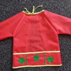 Child's smock craft apron