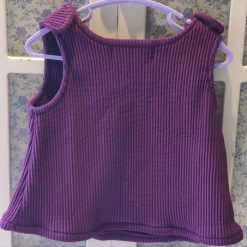 Purple Tunic Top by SerendipityGDDs, for Age 2 2