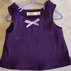 Purple Tunic Top by SerendipityGDDs, for Age 2 4