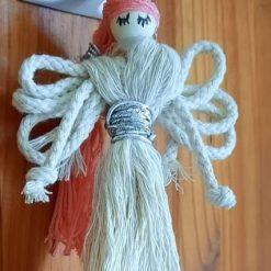 Macrame fairy