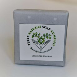 Unscented Soap Bar all natural handcrafted with love