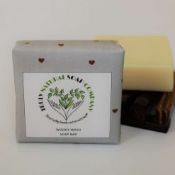 Soap Bar Woody Wash 90g  All natural handcrafted with love 💚