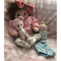 Handmade Doll Betsy Boo Baby Doll OOAK