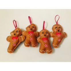 Bitten Gingerbreads
