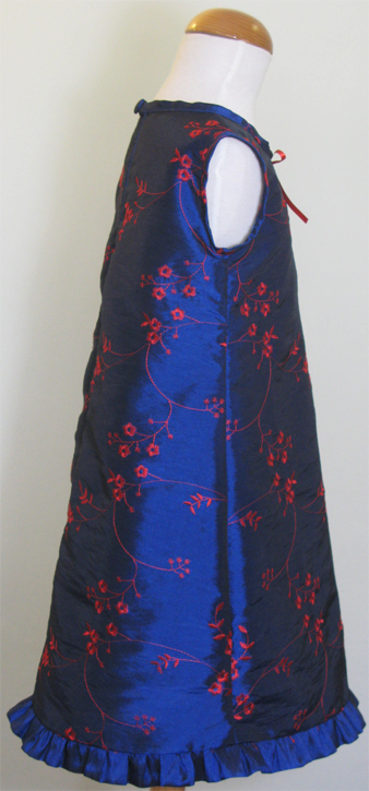 Bryony Dress by SerendipityGDDs for Age 5