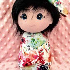 Handmade Swaddled Doll