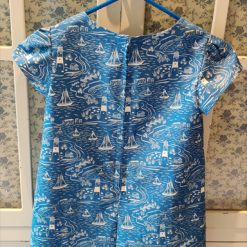 English Coast Dress by SerendipityGDDs for Age 3 1