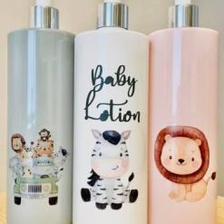 Personalised Baby Bottle || Bathroom || New Baby  ||  Children