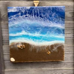 Sea inspired canvas