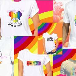 Lgbt T-shirt collection
