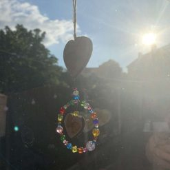 Butterfly sun catcher/window decoration