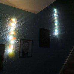 sun/ moon handing decor