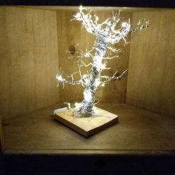 LED wire tree