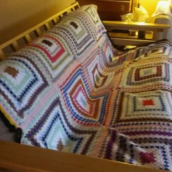 sofa cover/throw