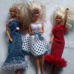 Barbie doll dresses fits 11/12 inch dolls