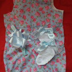Baby girl romper set 3-6m