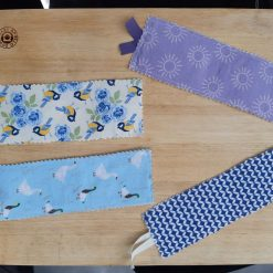 Fabric book marks