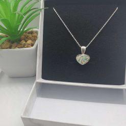 Heart Necklace Pendant