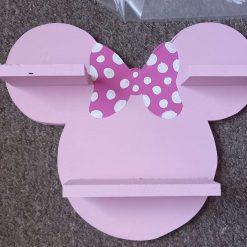 Minnie mouse shelf
