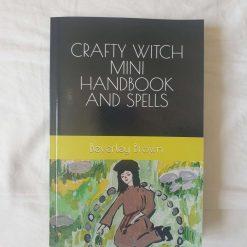 Crafty witch mini hand book & spells