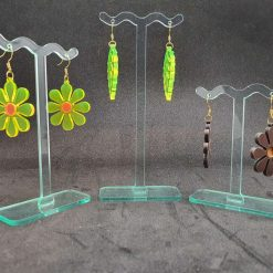 Earring stand set of 3 5
