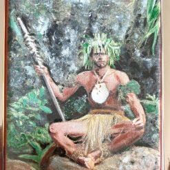 Fujian warrior
