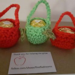Thank You Teacher Crochet Ferero Rocher Cosy