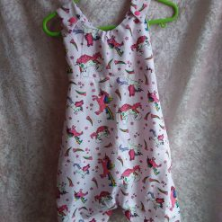 Girls romper one off age 2