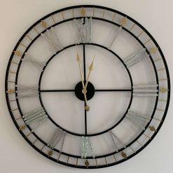 80cm Crystal Wall Clock
