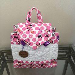 Handmade snack/lunch bags . Various designs